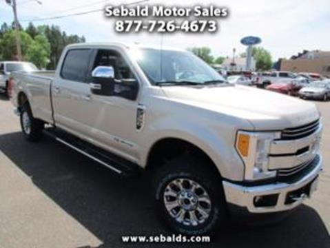2017 Ford F-350 Super Duty for sale in Askov, MN