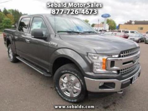 2018 Ford F-150 for sale in Askov MN