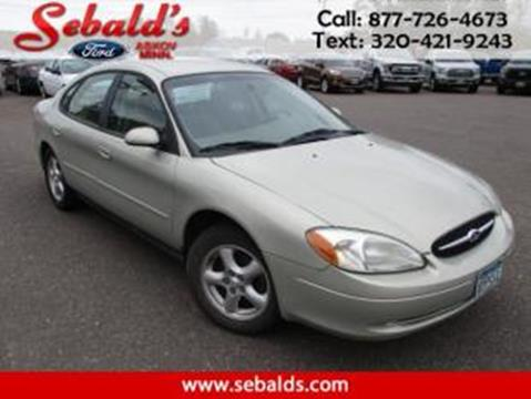 2003 Ford Taurus for sale in Askov MN