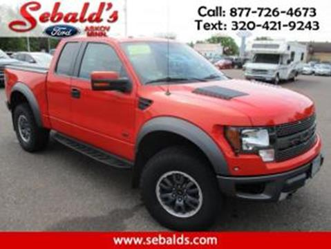 2010 Ford F-150 for sale in Askov, MN