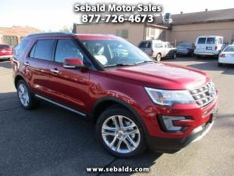 2017 Ford Explorer for sale in Askov, MN