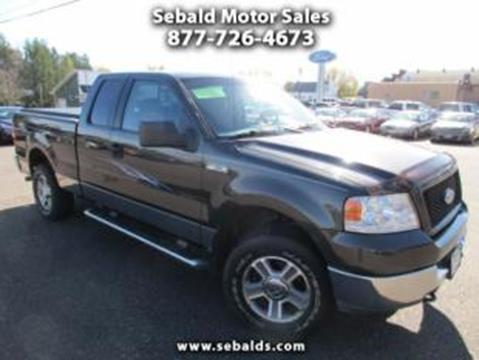 2005 Ford F-150 for sale in Askov MN