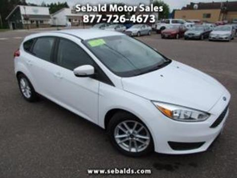 2015 Ford Focus for sale in Askov, MN