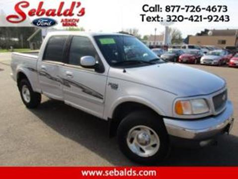 2003 Ford F-150 for sale in Askov, MN