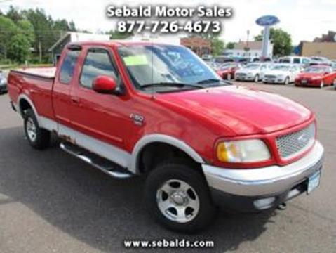 1999 Ford F-150 for sale in Askov MN