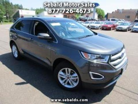 2016 Ford Edge for sale in Askov, MN
