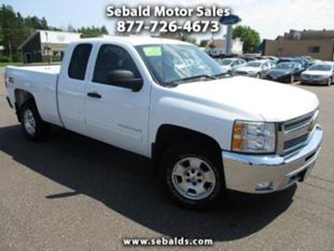2013 Chevrolet Silverado 1500 for sale in Askov, MN
