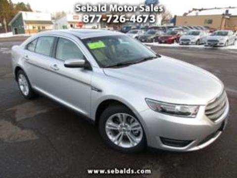 2016 Ford Taurus for sale in Askov, MN