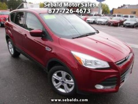 2015 Ford Escape for sale in Askov, MN