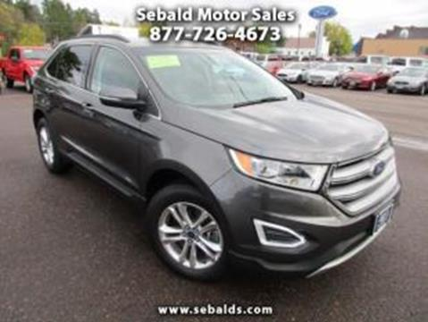 2015 Ford Edge for sale in Askov, MN