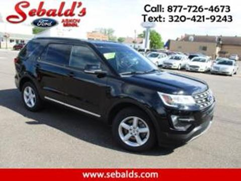 2016 Ford Explorer for sale in Askov, MN