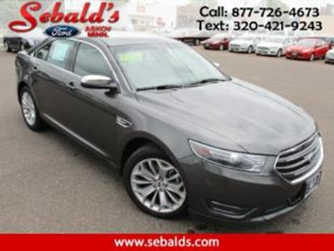 2015 Ford Taurus for sale in Askov, MN