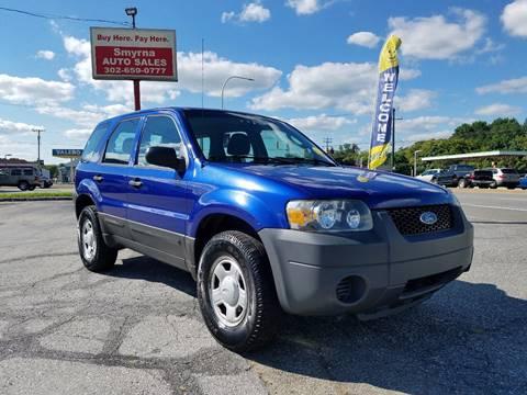 2005 Ford Escape for sale in Smyrna, DE