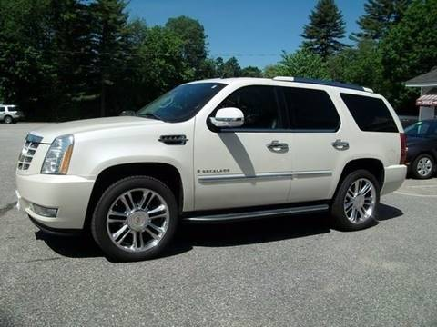 2007 Cadillac Escalade for sale in Weare, NH