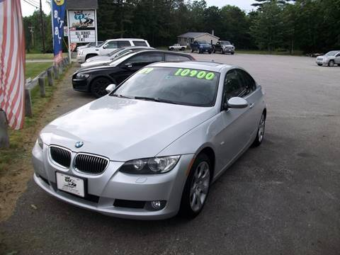 2009 BMW 3 Series for sale in Weare, NH