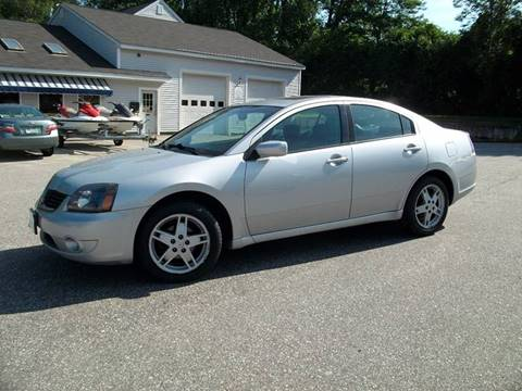 2007 Mitsubishi Galant for sale in Weare, NH