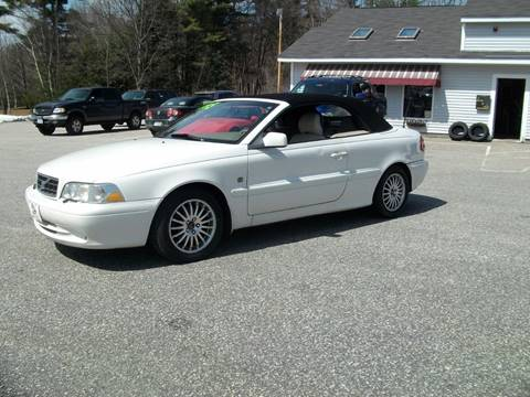 2004 Volvo C70 for sale in Weare, NH