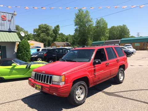 1998 Jeep Grand Cherokee for sale in Portage, WI