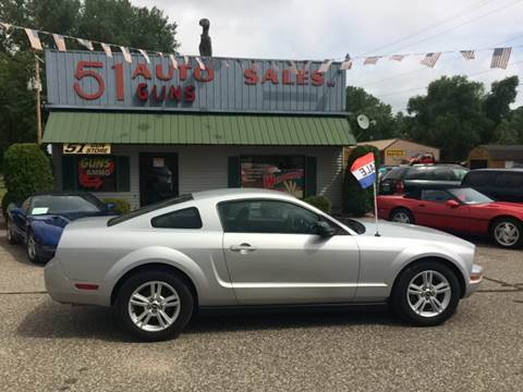 2007 Ford Mustang for sale in Portage, WI