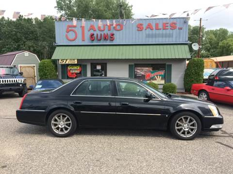 2009 Cadillac DTS for sale in Portage, WI