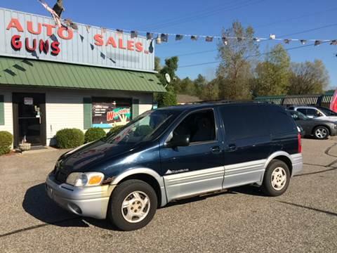 2000 Pontiac Montana for sale in Portage, WI