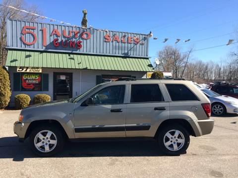 Used Cars For Sale Portage Mi Jeep Grand Cherokee Laredo