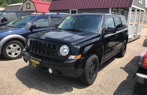 2016 Jeep Patriot for sale at 51 Auto Sales in Portage WI