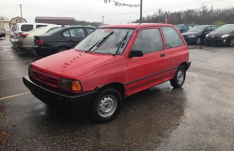 1993 Ford Festiva for sale in Portage, WI