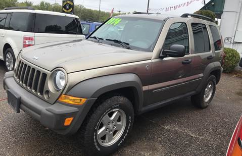 2006 Jeep Liberty for sale in Portage, WI