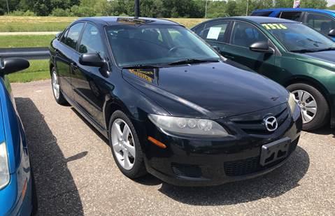 2007 Mazda MAZDA6 for sale at 51 Auto Sales in Portage WI