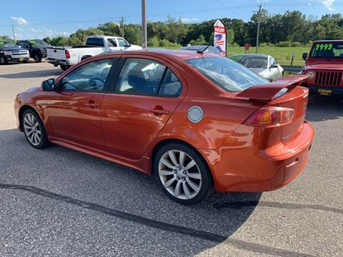 2009 Mitsubishi Lancer for sale at 51 Auto Sales in Portage WI