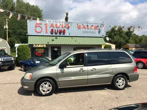 2006 Ford Freestar for sale in Portage, WI