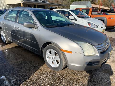 2008 Ford Fusion for sale at 51 Auto Sales in Portage WI