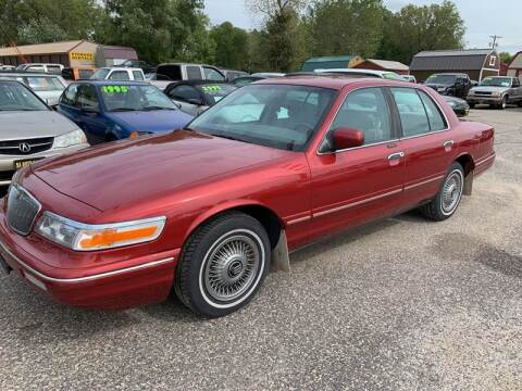 1997 Mercury Grand Marquis for sale at 51 Auto Sales in Portage WI