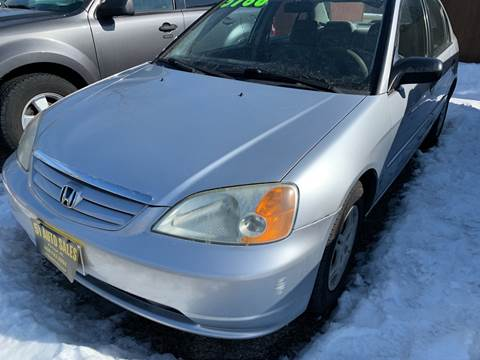 2001 Honda Civic for sale at 51 Auto Sales in Portage WI