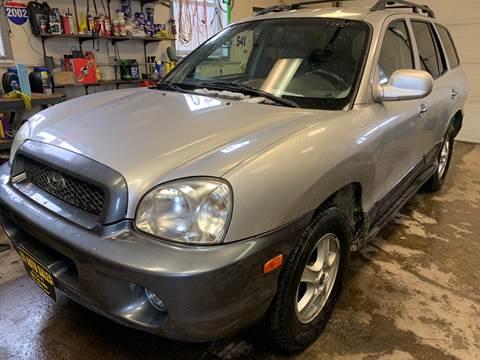 2003 Hyundai Santa Fe for sale at 51 Auto Sales in Portage WI