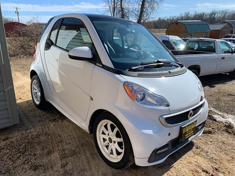 2013 Smart fortwo for sale at 51 Auto Sales in Portage WI