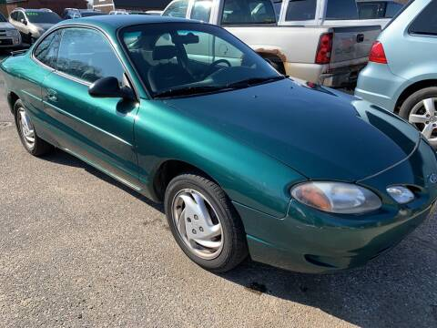2001 Ford Escort for sale at 51 Auto Sales in Portage WI