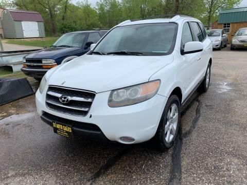 2007 Hyundai Santa Fe for sale at 51 Auto Sales in Portage WI