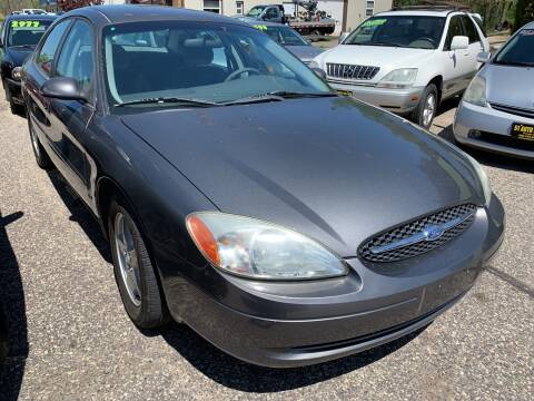 2002 Ford Taurus for sale at 51 Auto Sales in Portage WI