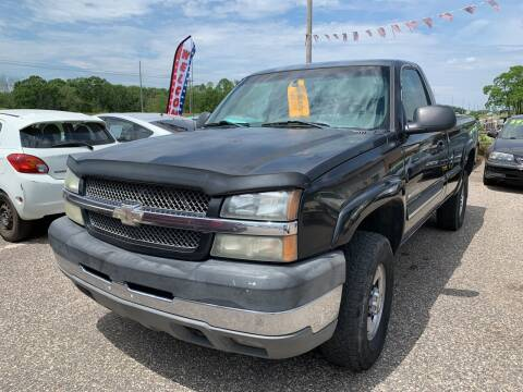 2003 Chevrolet Silverado 2500HD for sale at 51 Auto Sales in Portage WI