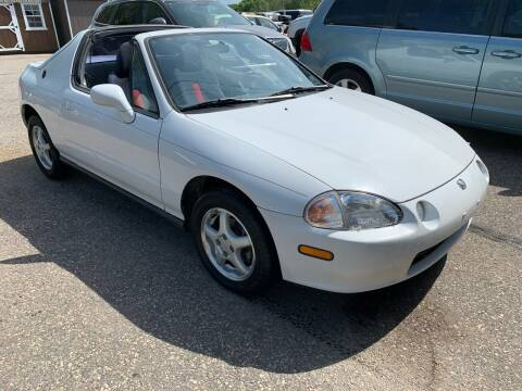 1995 Honda Civic del Sol for sale at 51 Auto Sales in Portage WI