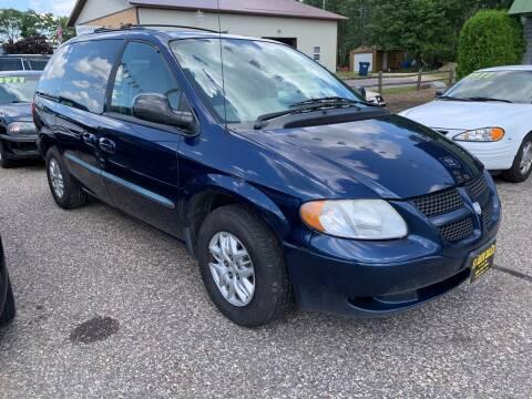 2002 Dodge Caravan for sale at 51 Auto Sales in Portage WI