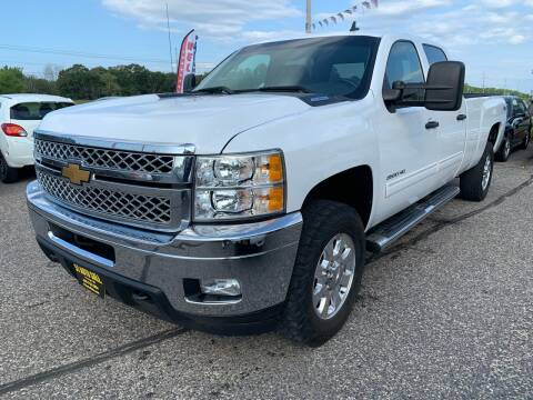 2012 Chevrolet Silverado 3500HD for sale at 51 Auto Sales in Portage WI