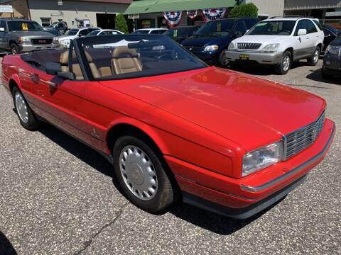 1988 Cadillac Allante for sale at 51 Auto Sales in Portage WI