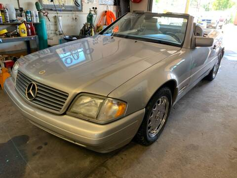 1998 Mercedes-Benz SL-Class for sale at 51 Auto Sales in Portage WI