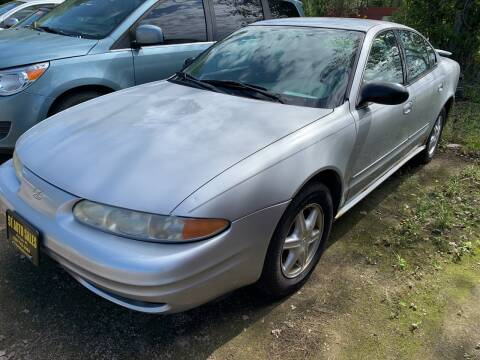 2004 Oldsmobile Alero for sale at 51 Auto Sales in Portage WI