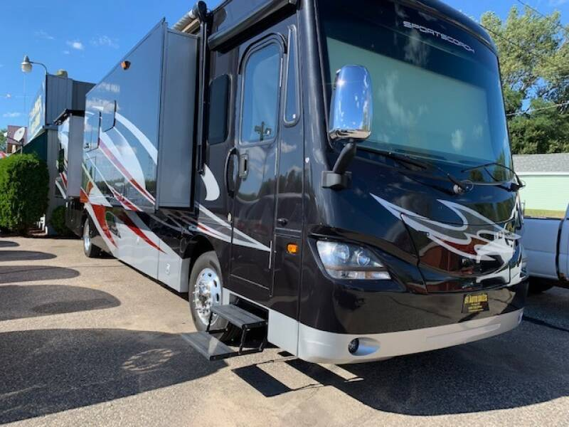 2014 Coachmen Sport coach Cross country for sale at 51 Auto Sales in Portage WI