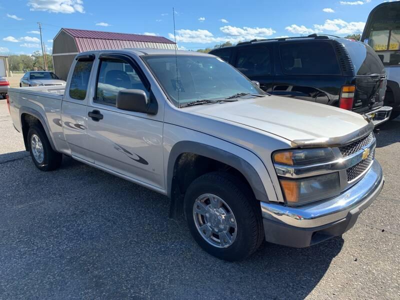 2007 Chevrolet Colorado for sale at 51 Auto Sales in Portage WI