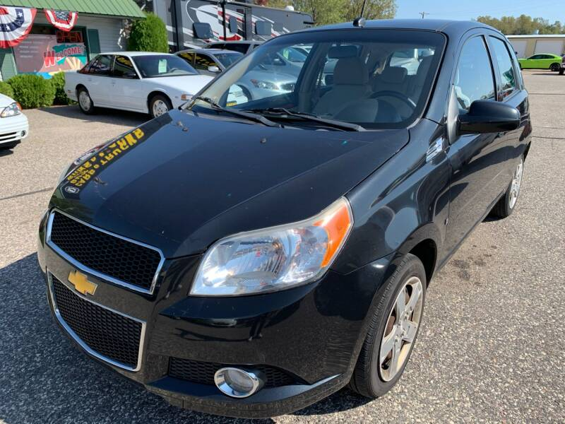 2009 Chevrolet Aveo for sale at 51 Auto Sales in Portage WI